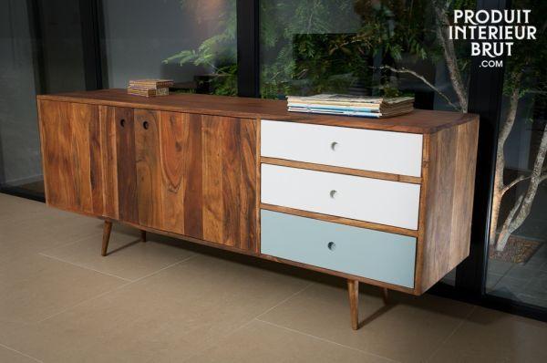 l 39 enfilade scandinave le meubler tendance que tout le monde doit s 39 arracher. Black Bedroom Furniture Sets. Home Design Ideas