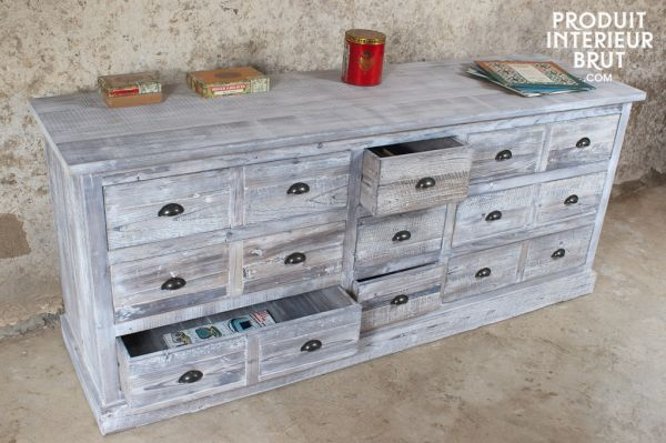 Meuble brocante chiner un meuble brocante s 39 av re un for Brocante meuble