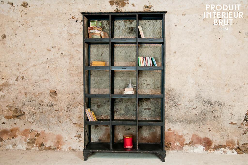 Un vaste choix de mobilier d'usine
