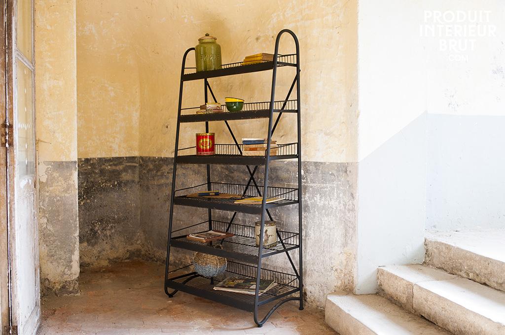 tag re m tallique mirage style vintage un meuble au. Black Bedroom Furniture Sets. Home Design Ideas