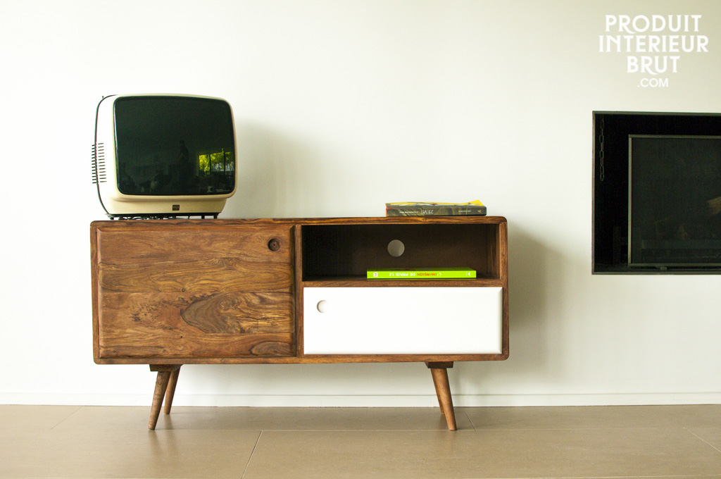 Trouver un meuble de TV scandinave
