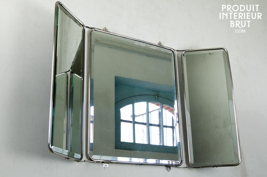 Miroir salle de bain for Bain miroir shampoo