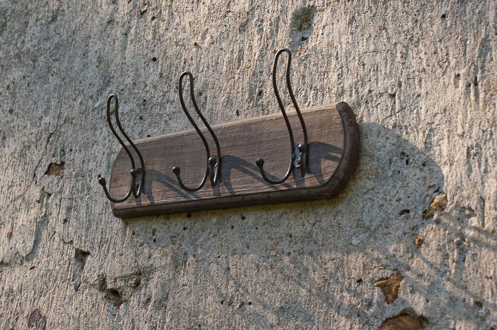 pat re trois crochets triples deco romantique une pat re au style ancien pour suspendre 9. Black Bedroom Furniture Sets. Home Design Ideas
