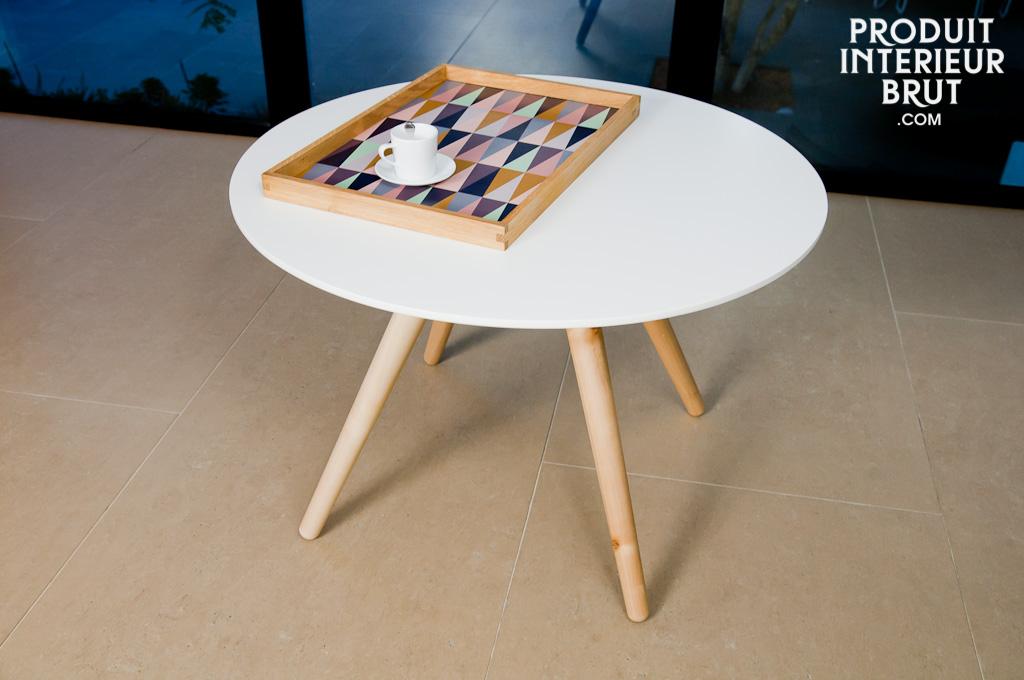 table basse beel meuble nordique un design sobre qui. Black Bedroom Furniture Sets. Home Design Ideas