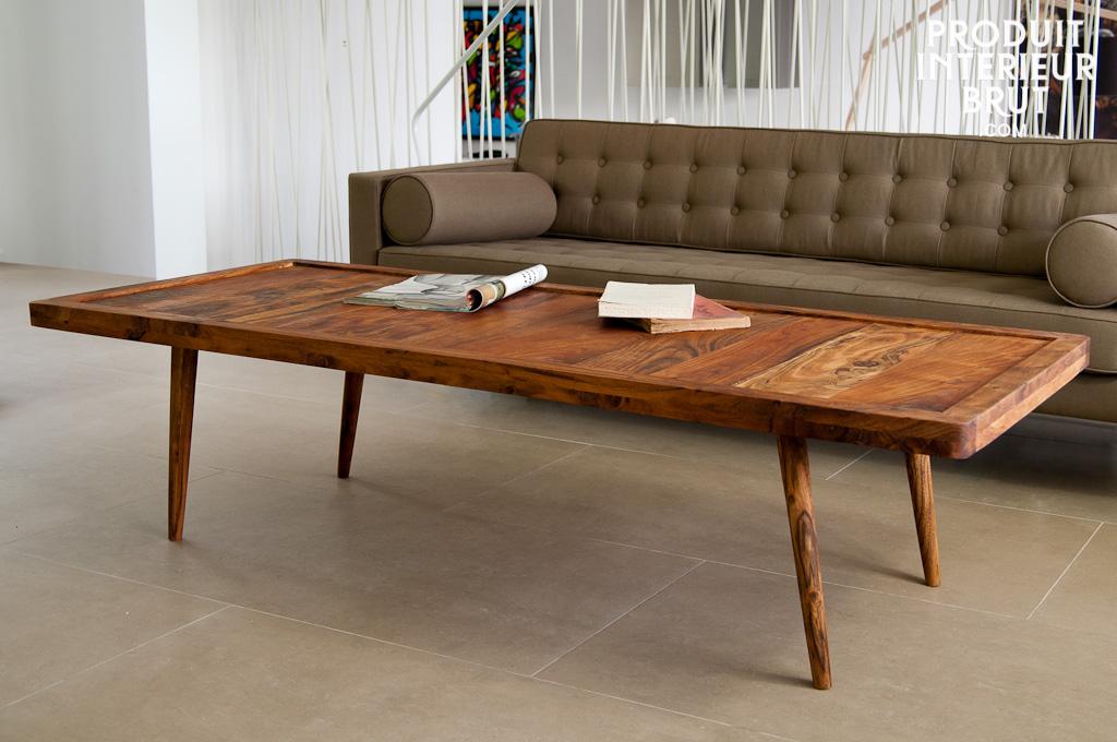 table basse de salon grande dimension. Black Bedroom Furniture Sets. Home Design Ideas