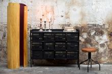 Commode d'atelier 12 tiroirs