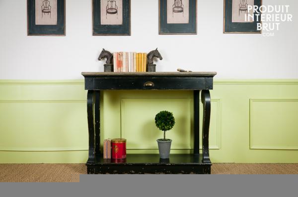 deco vintage meuble de style campagne pour votre int rieur produit int rieur brut. Black Bedroom Furniture Sets. Home Design Ideas