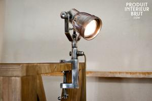 Chehoma : Lampe serre-joint