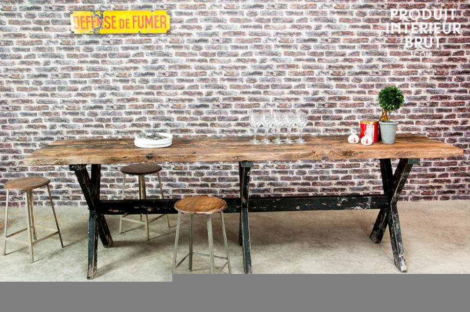 inspiration industriel aventure d co. Black Bedroom Furniture Sets. Home Design Ideas