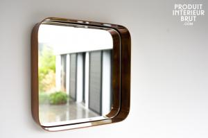 Pomax : Miroir Lena carré
