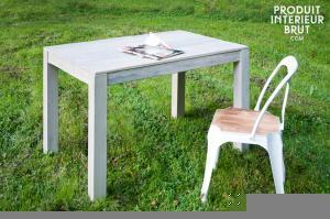 Hanjel : Table en bois Epicure
