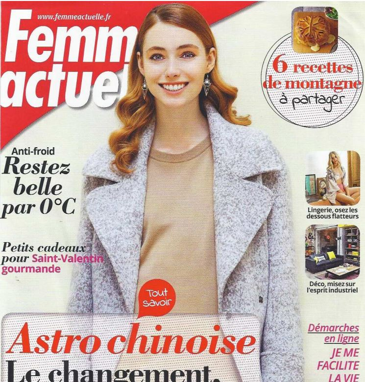 Femme actuelle february 2016