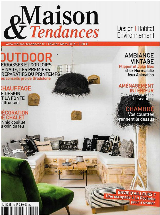 Maison & Tendances February March 2016