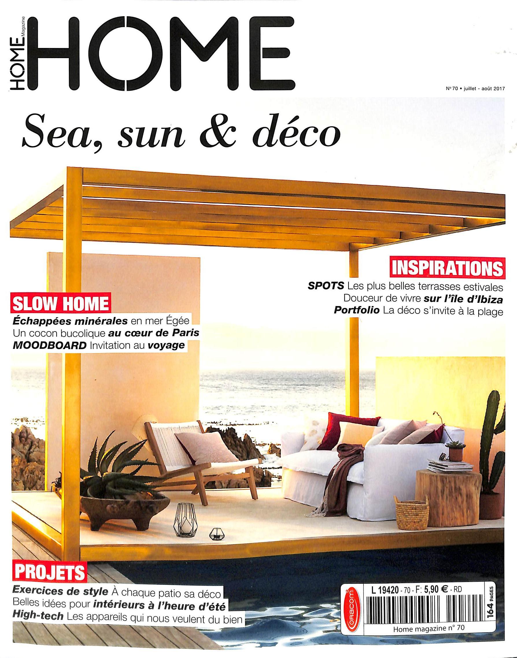 Home Magazine Juillet-Août 2017