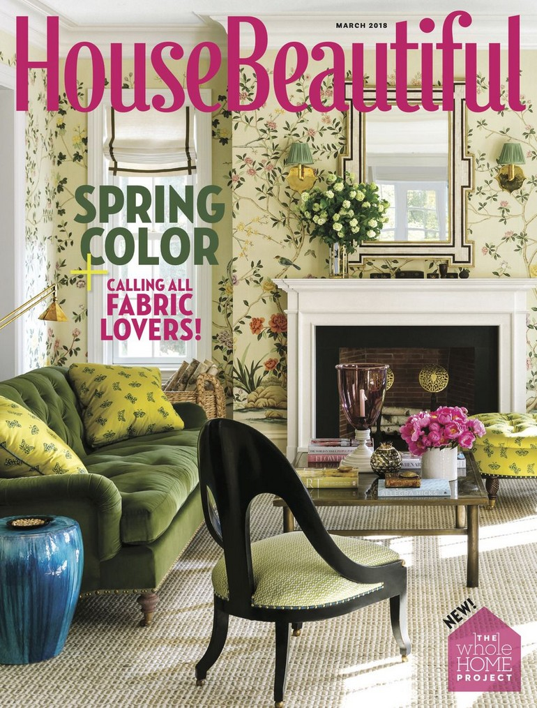House Beautiful Feb 2018