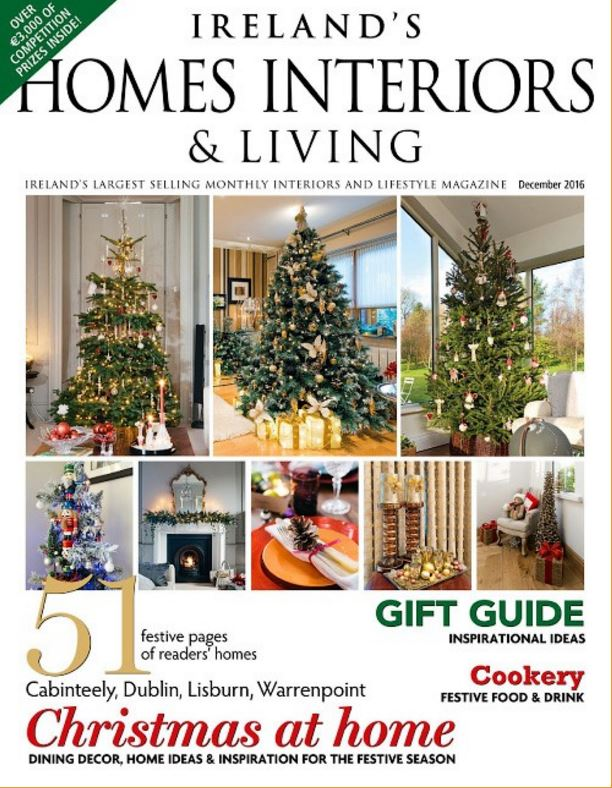 Ireland Homes Interiors and Living Décembre 2016