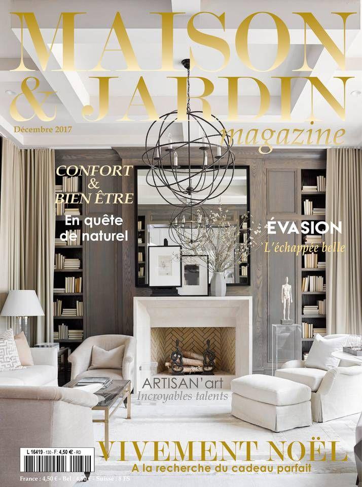 Maison Jardin magazine Déc 2017