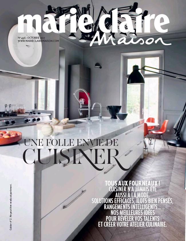 Marie Claire Maison Oct 2017