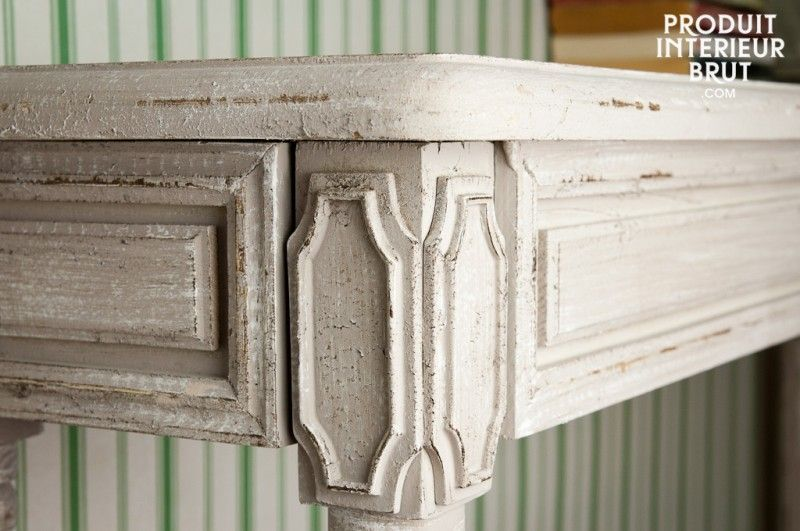 meuble campagne console