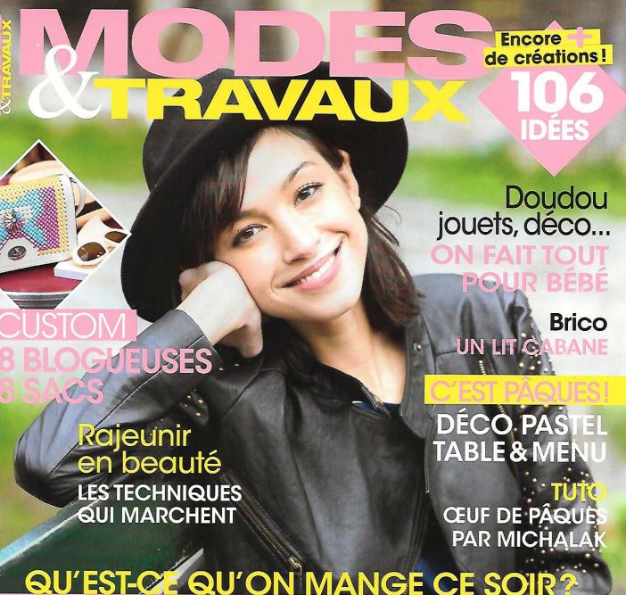 Modes & Travaux April 2016