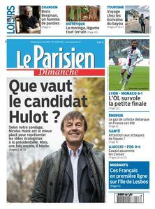 Le Parisien Mai 2016