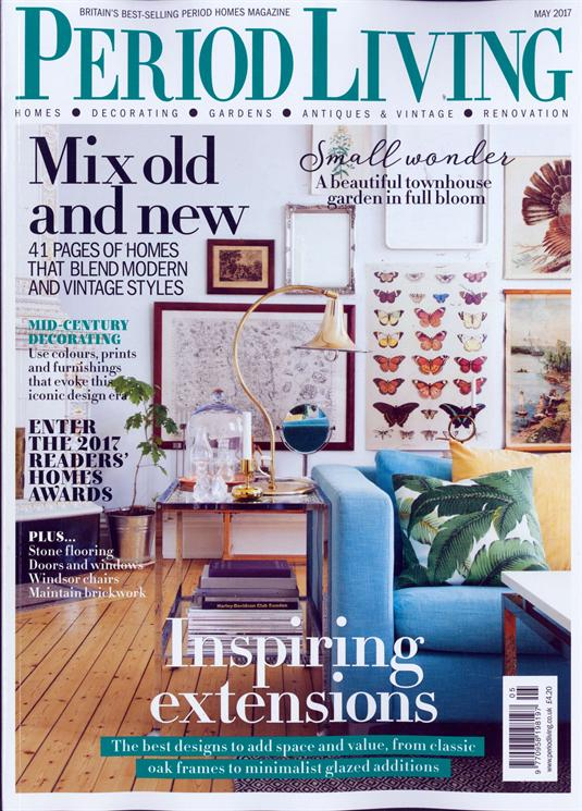 Period Living May 2017