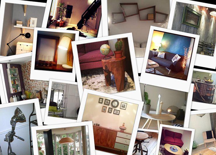 Photos meubles vintage PIB chez les clients