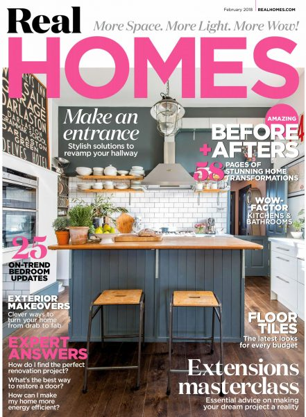 Real homes Feb 2018