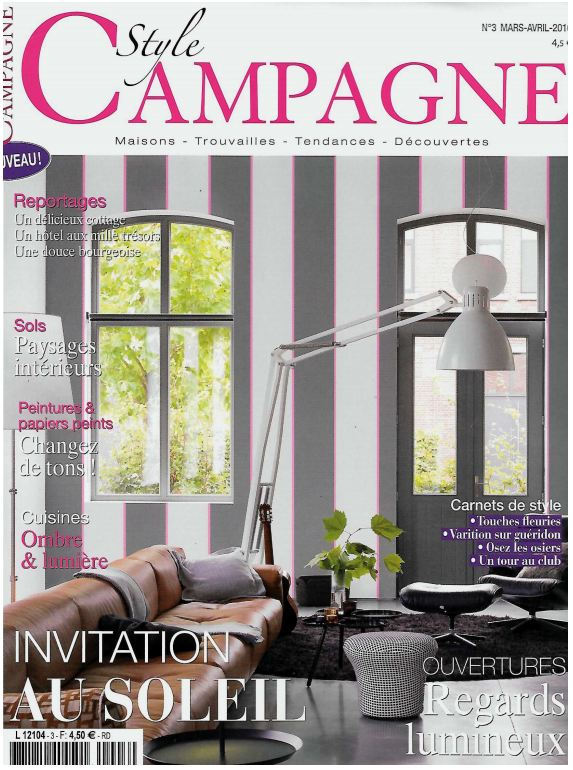 Style Campagne Mars-Avril 2016