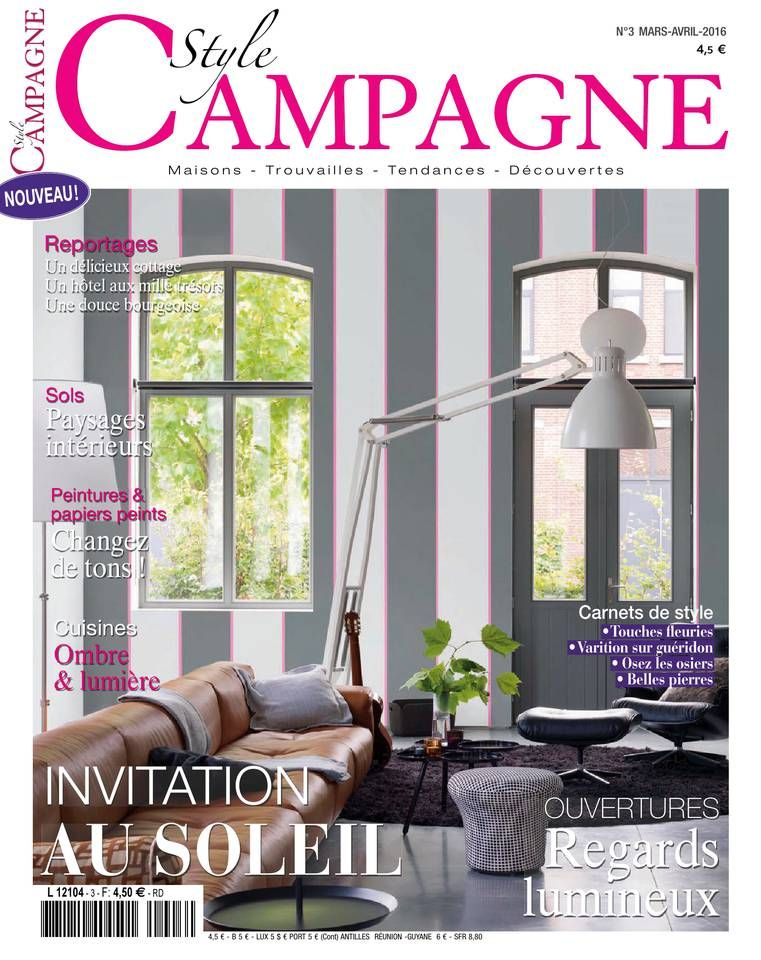 Style Campagne March April 2016