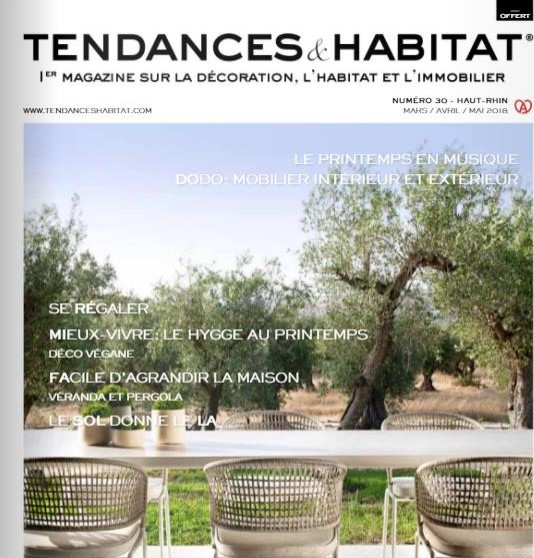 Tendances et Habitat Mars 2018