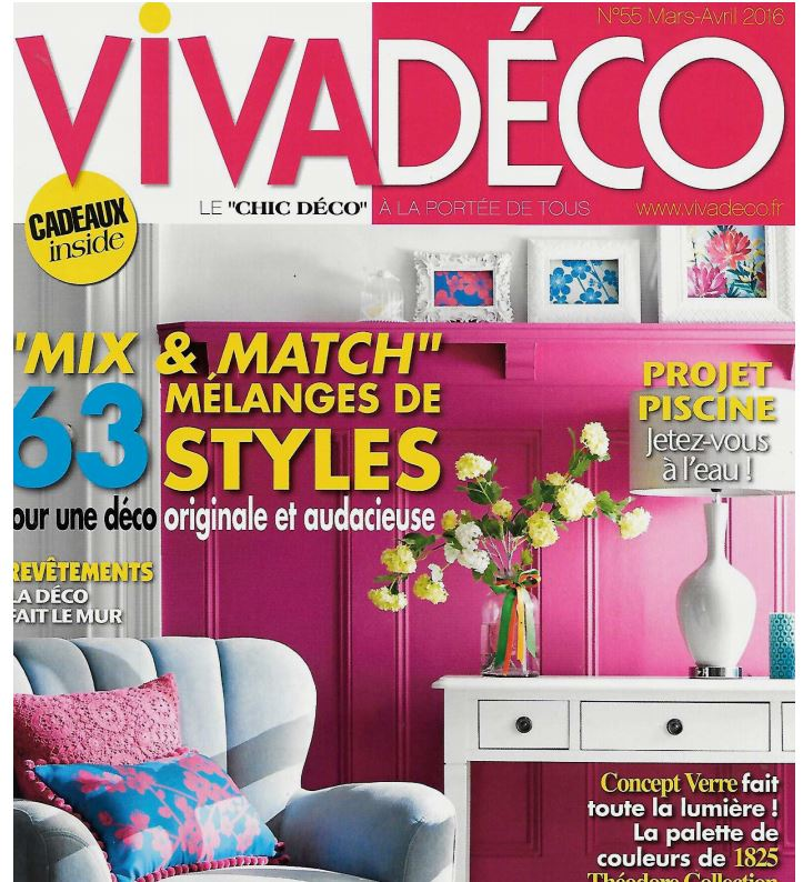 Viva Déco March April 2016