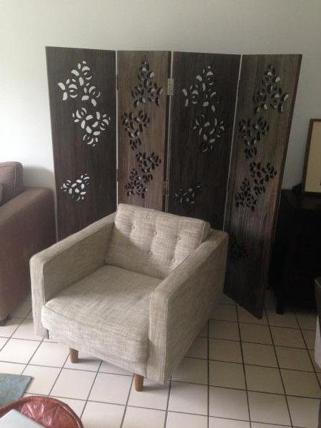 Magnifique fauteuil, de plus il est super confortable !