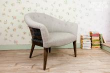 FAUTEUIL SWEET GREY