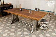 TABLE DE REPAS NORMANDIE