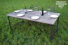 TABLE DE TAPISSIER EN ORME ANCIEN