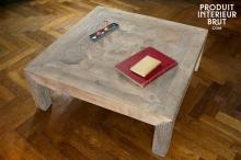 TABLE BASSE COMTES DE PROVENCE