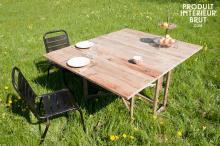 TABLE REPAS BELLE AMSTERDAM
