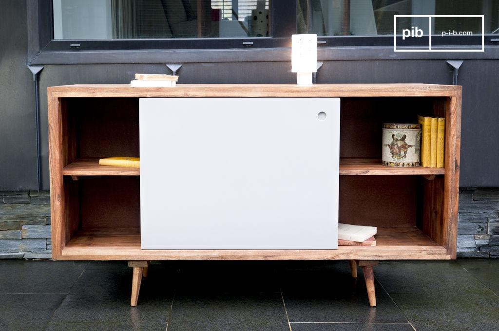 Buffet stockholm un meuble de rangement porte pib - Produit interieur brut meubles ...