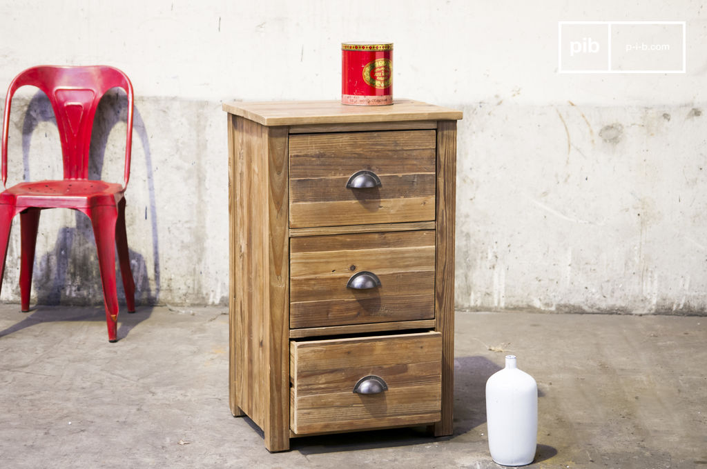 commode buick 3 grands tiroirs pib. Black Bedroom Furniture Sets. Home Design Ideas