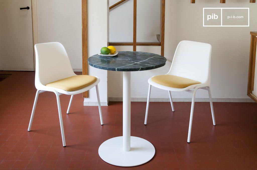 table bistrot en marbre vert lasby gu ridon l gant pib suisse. Black Bedroom Furniture Sets. Home Design Ideas