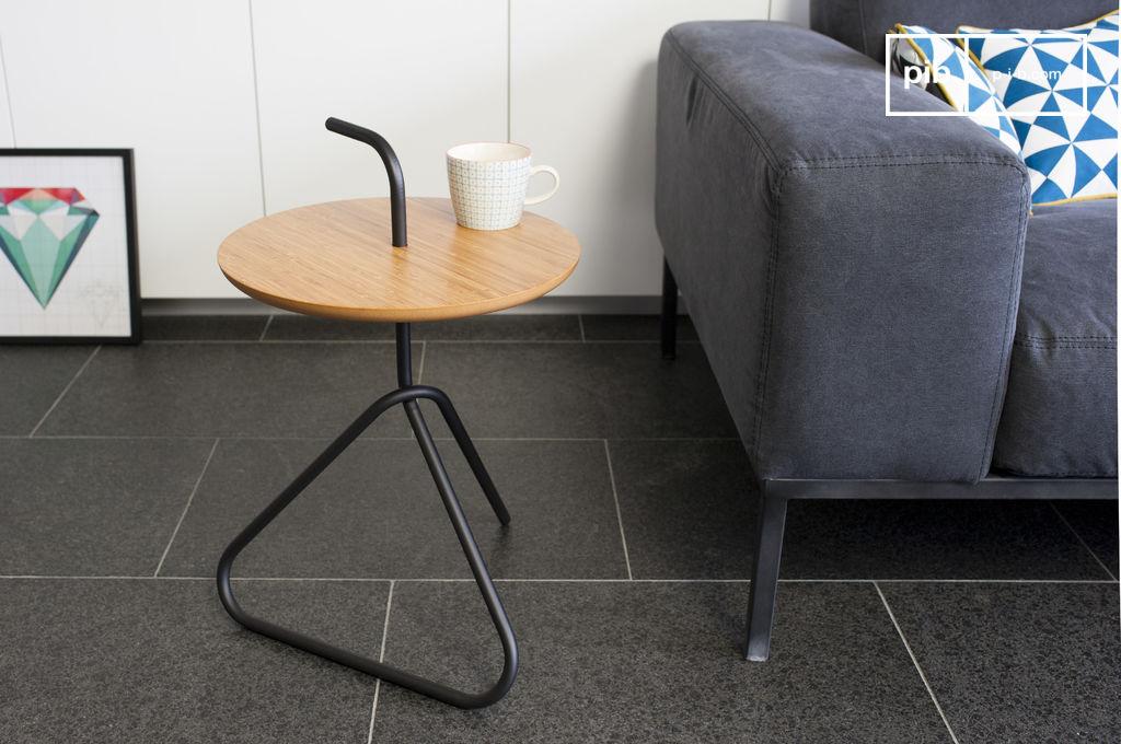 table d 39 appoint pakh ba un petit meuble tendance pib. Black Bedroom Furniture Sets. Home Design Ideas