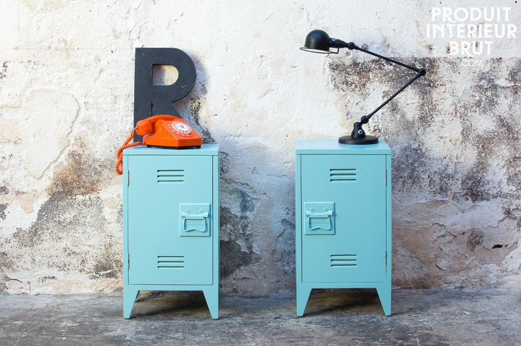 Acheter du mobilier industriel pour style loft