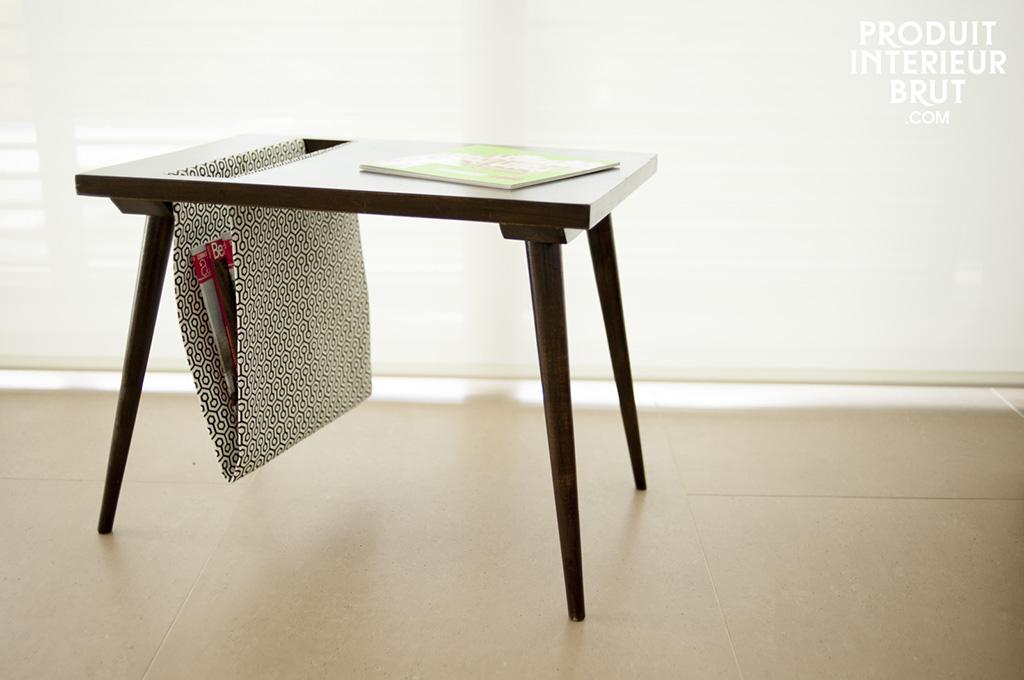 table porte revue londress design scandinave le meuble d 39 appoint l gant et fonctionnel. Black Bedroom Furniture Sets. Home Design Ideas