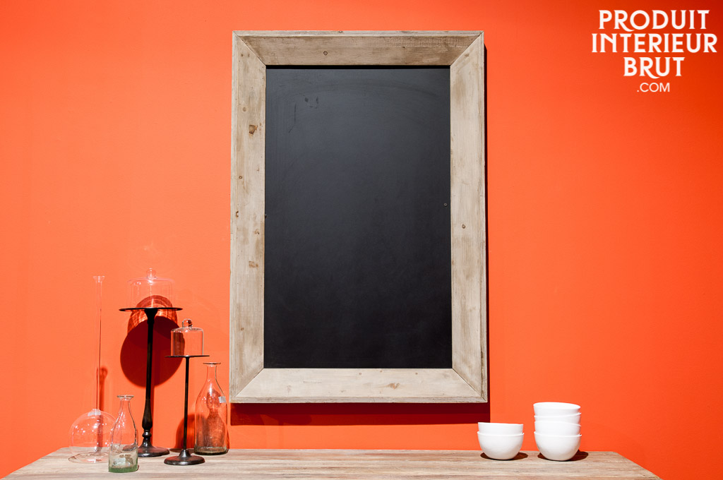 tableau noir de brasserie petit format esprit bistro. Black Bedroom Furniture Sets. Home Design Ideas