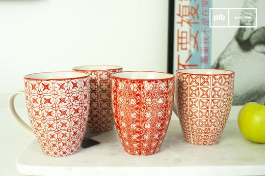 4 Mugs Kennedy
