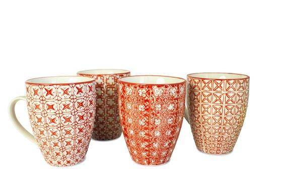 4 Mugs Kennedy Détouré
