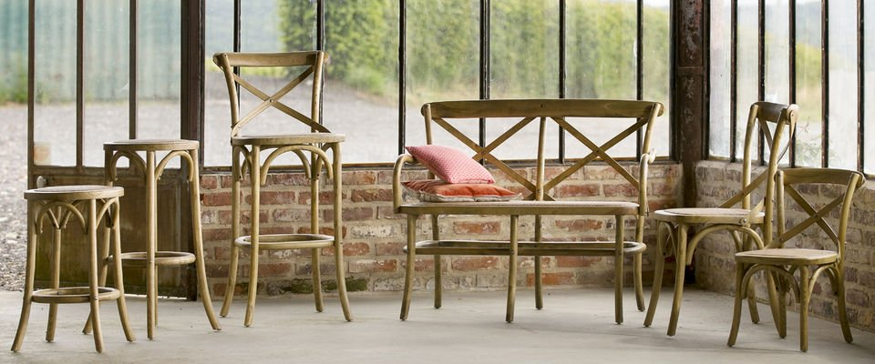 Gamme chaises Bistrot pampelune