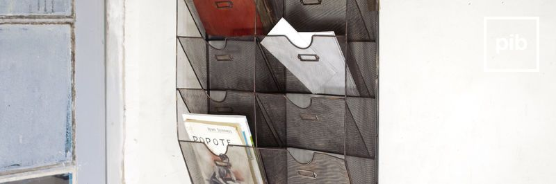 Accessoires de design industriel bientôt de retour en collection