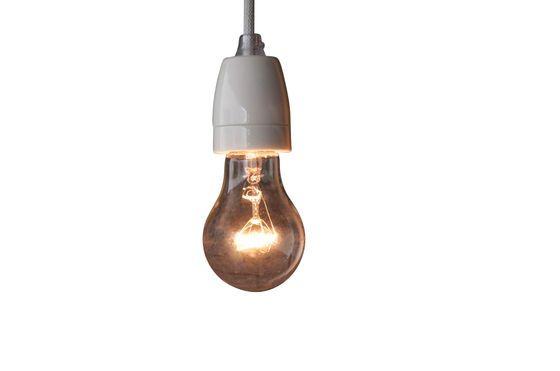 Ampoule déco Edison 25 Watts Détouré